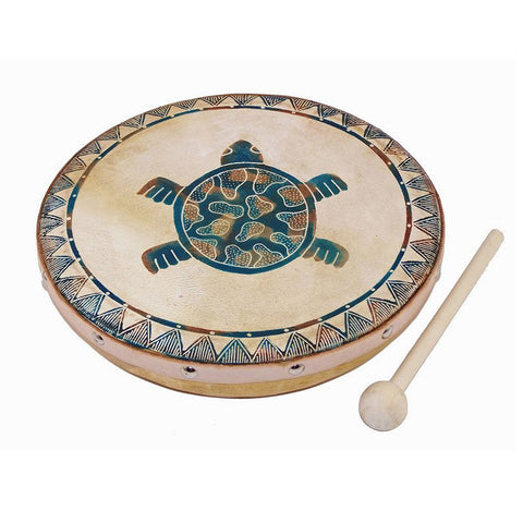Turtle Frame Drum