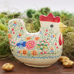 Yellow Chicken Trinket Box - Easter