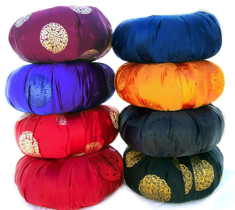 Zafu Yoga & Meditation Cushion