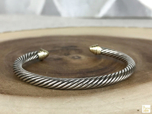 DAVID YURMAN Silver Cable Classics 5mm Bracelet