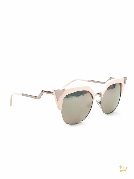 FENDI FF 0149/S Pink Cat Eye Frame Sunglasses