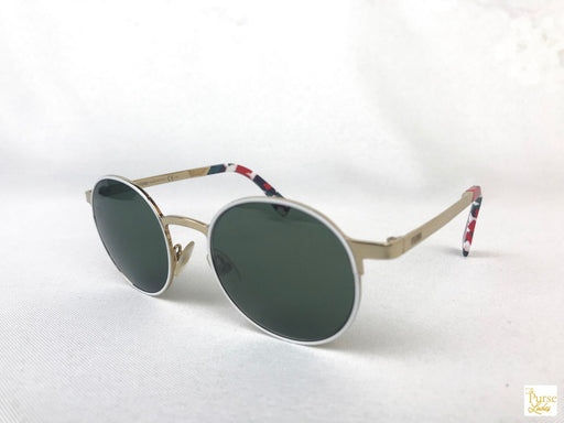 FENDI Circle Sunglasses