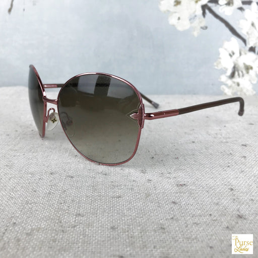 LOUIS VUITTON Z0572U Viola Pink Sunglasses