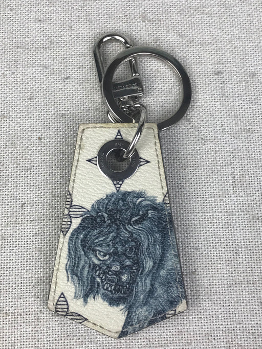LOUIS VUITTON Chapman Brothers Key Chain