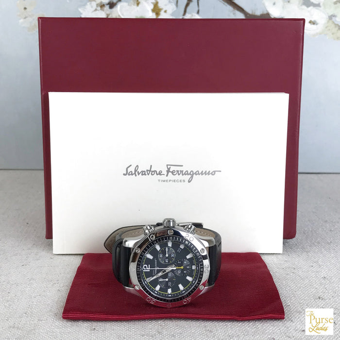 SALVATORE FERRAGAMO Matte Dial Men's Watch