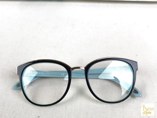 TIFFANY & CO. TF2162 Black Round Eyeglasses