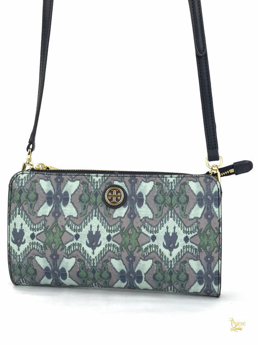 TORY BURCH Multi-Color Isola Kerrington Wallet Crossbody