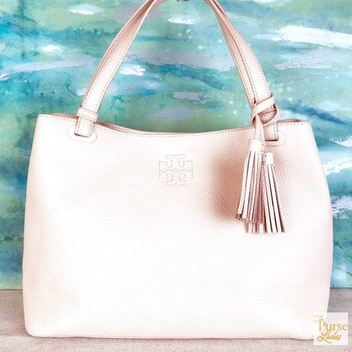 TORY BURCH Pink Thea Shoulder Bag