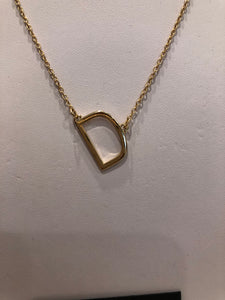 Initial Jewelry - SMALL LETTER