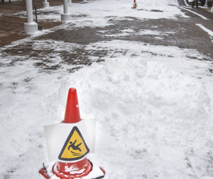 Winter Safety | Prevent Slips & Falls During Icy Weather | Official Solution
