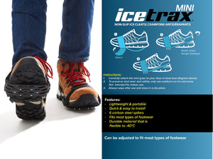 ICETRAX MINI Portable Ice Cleats