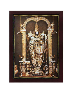 Lord venkateshwara antique photo
