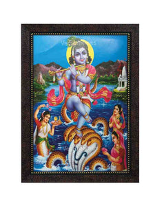 Kalinga Nardhanam by Little Krishna