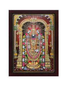 Tirupathi Balaji in glow sand finish