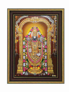Lord Balaji glow sand finish
