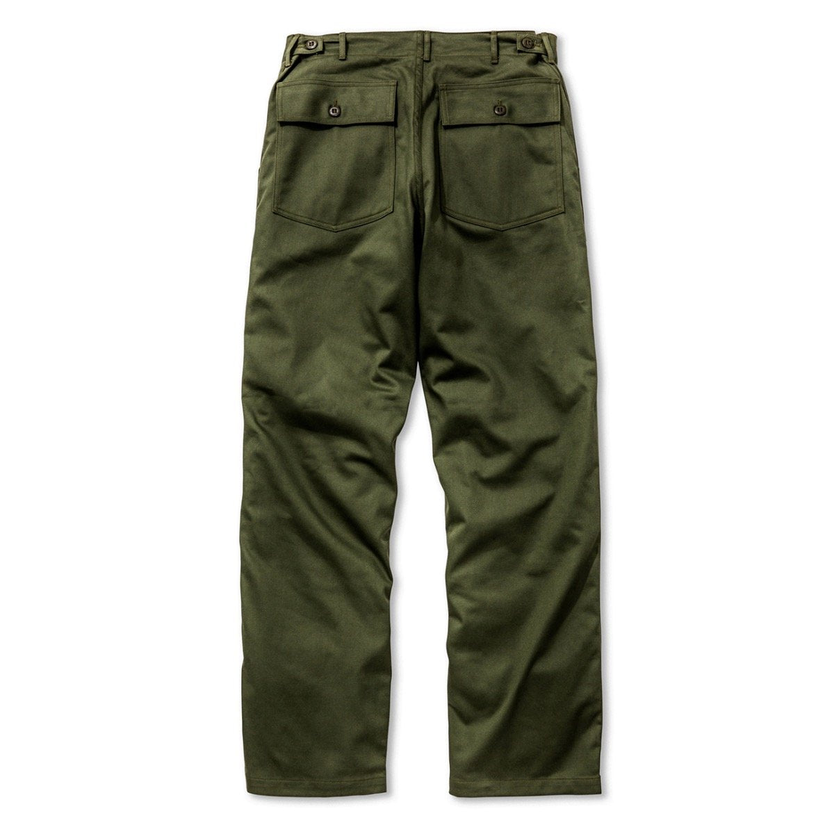 Trousers, Man's, Cotton, Sateen