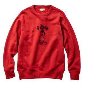 Loop Wheel Sweatshirt / Sayre