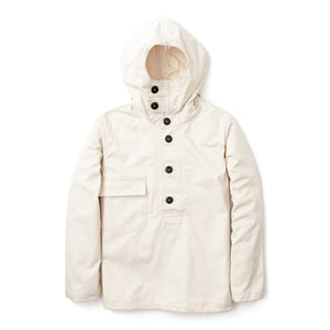 U.S. Navy White Cotton Parka