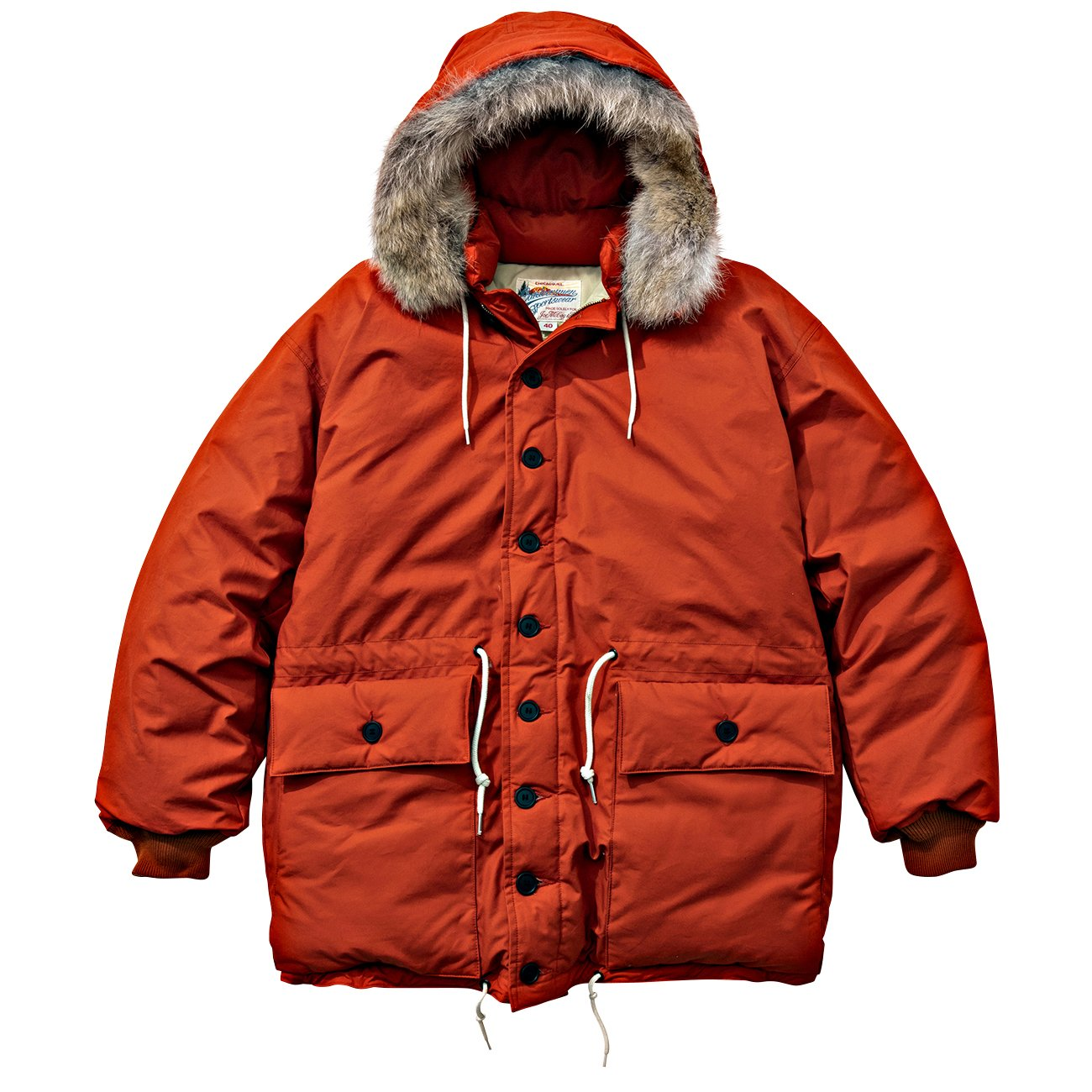 Arctic Outdoor Explorer Down Jacket