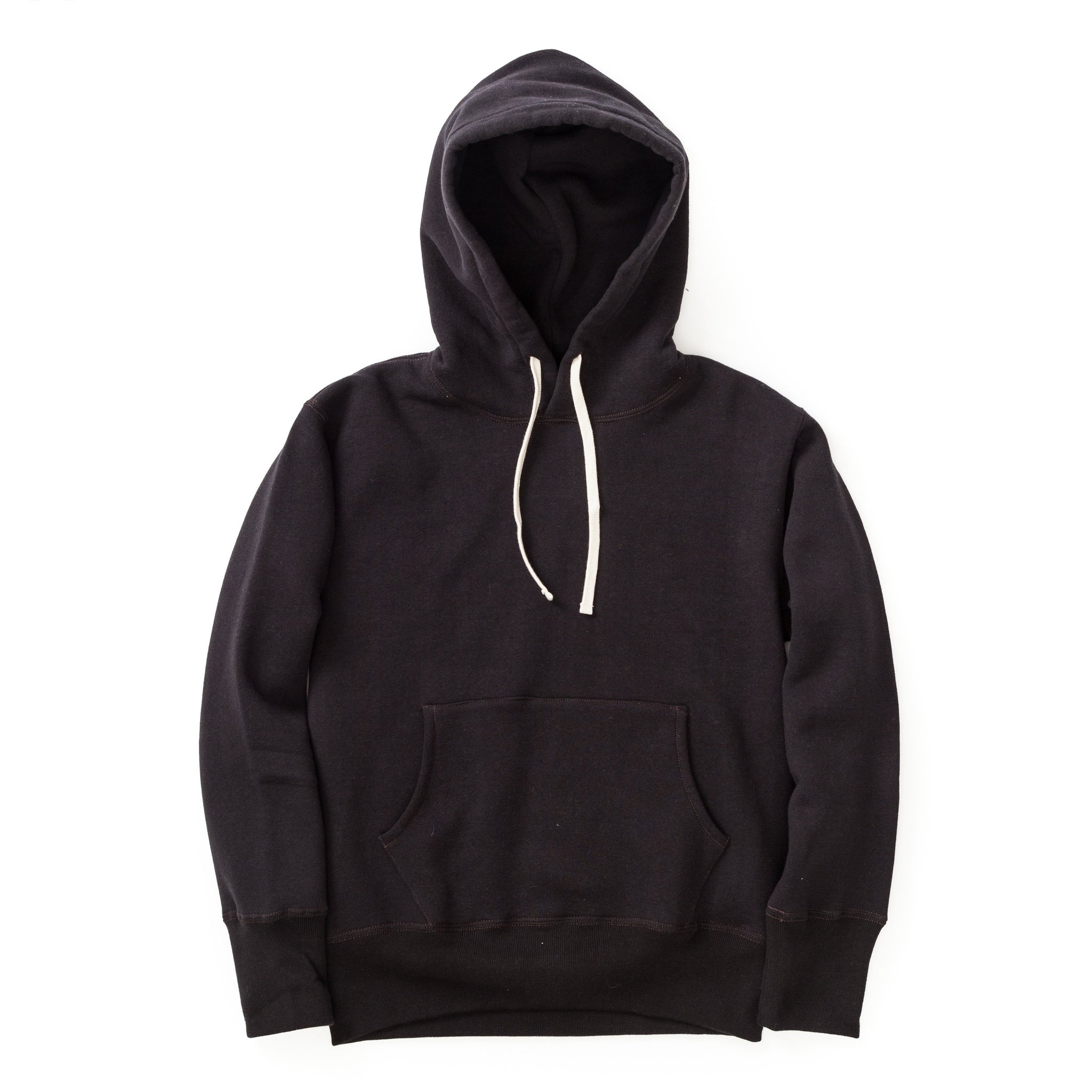 Loopwheel Hooded Sweatshirt