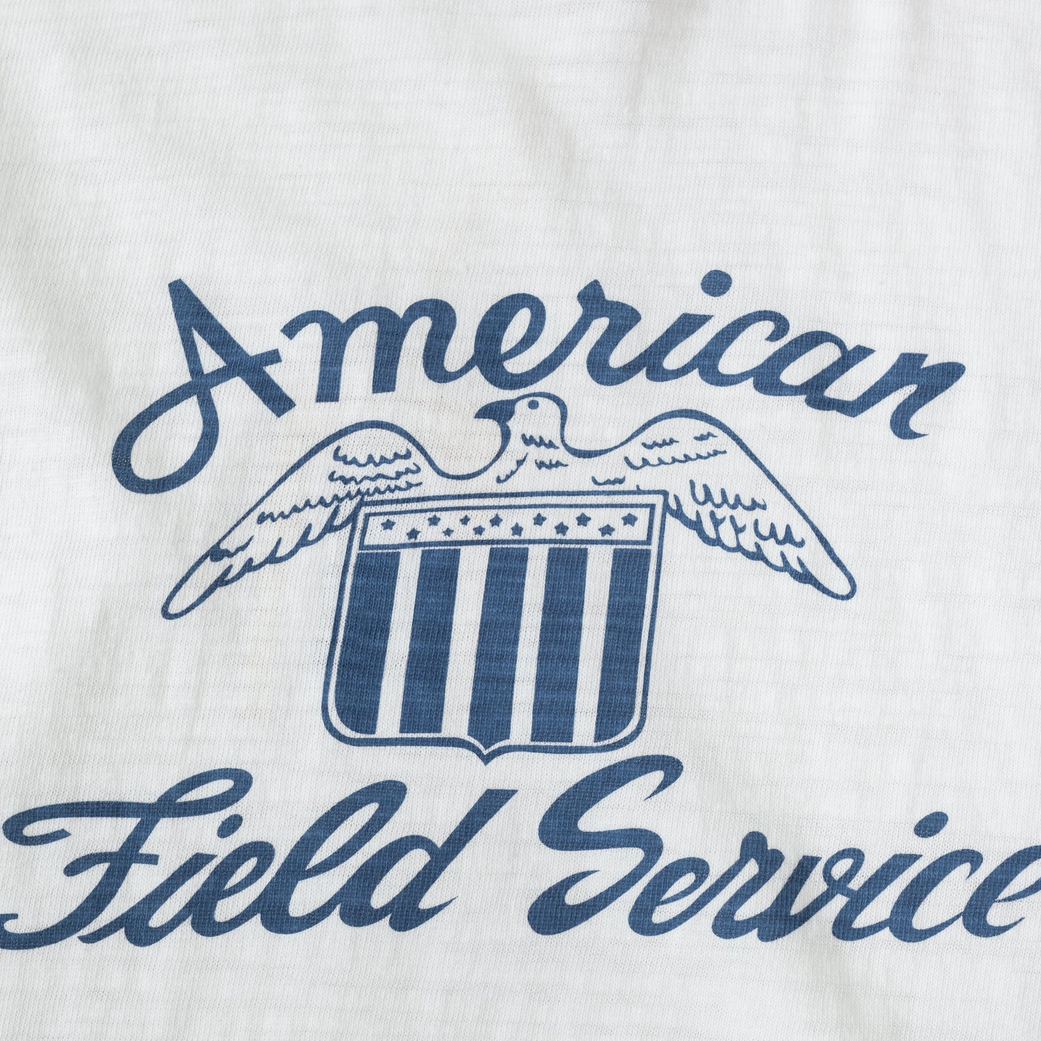 American Athletic Tee / American Field Service