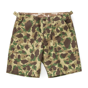 Frogskin Camouflage Utility Shorts