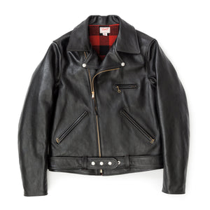 JH-1 Horsehide Leather Jacket