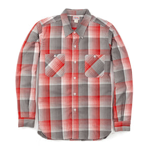 MS15031 8HU Flannel Shirt