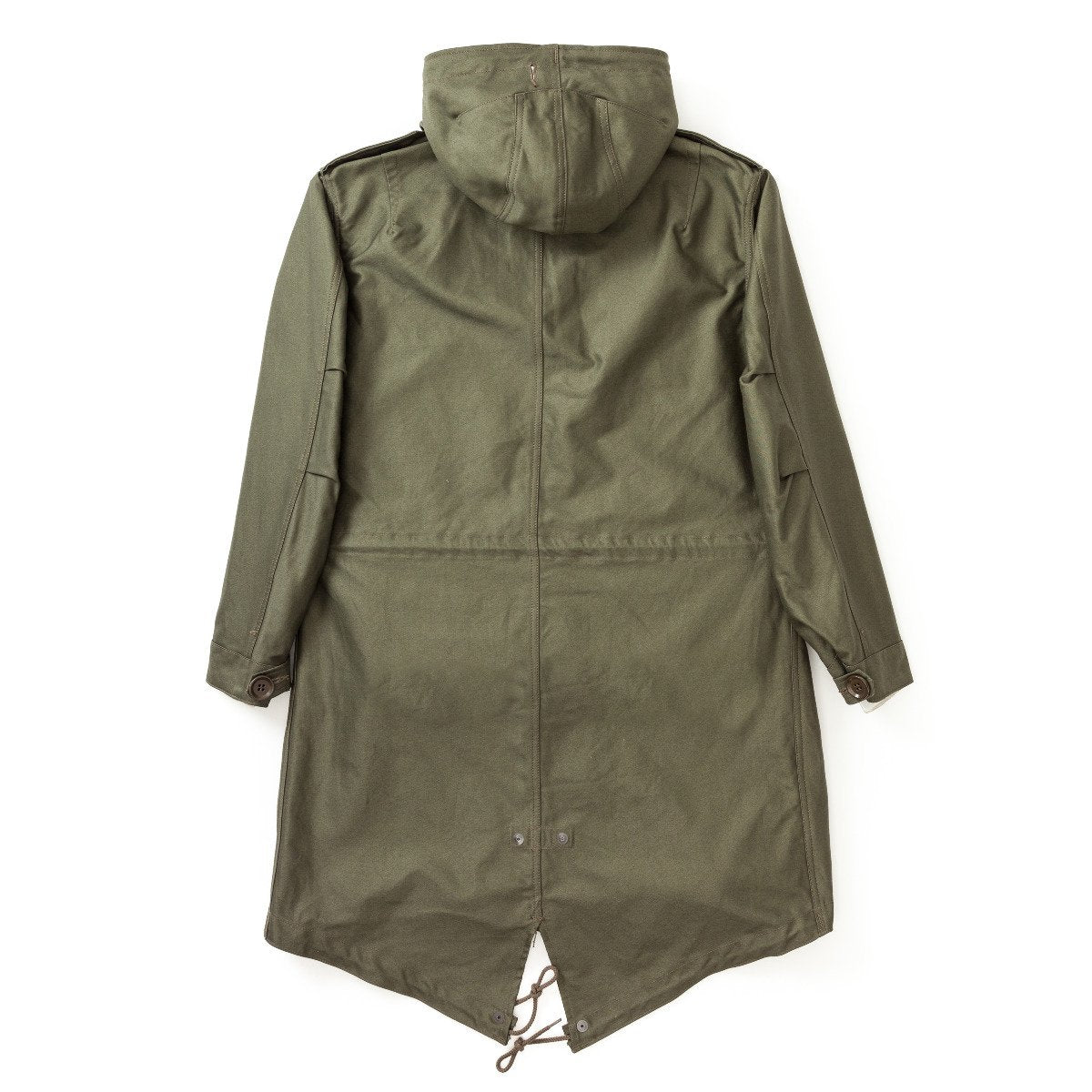 The Real McCoy's M-1951 Parka MJ17118_160