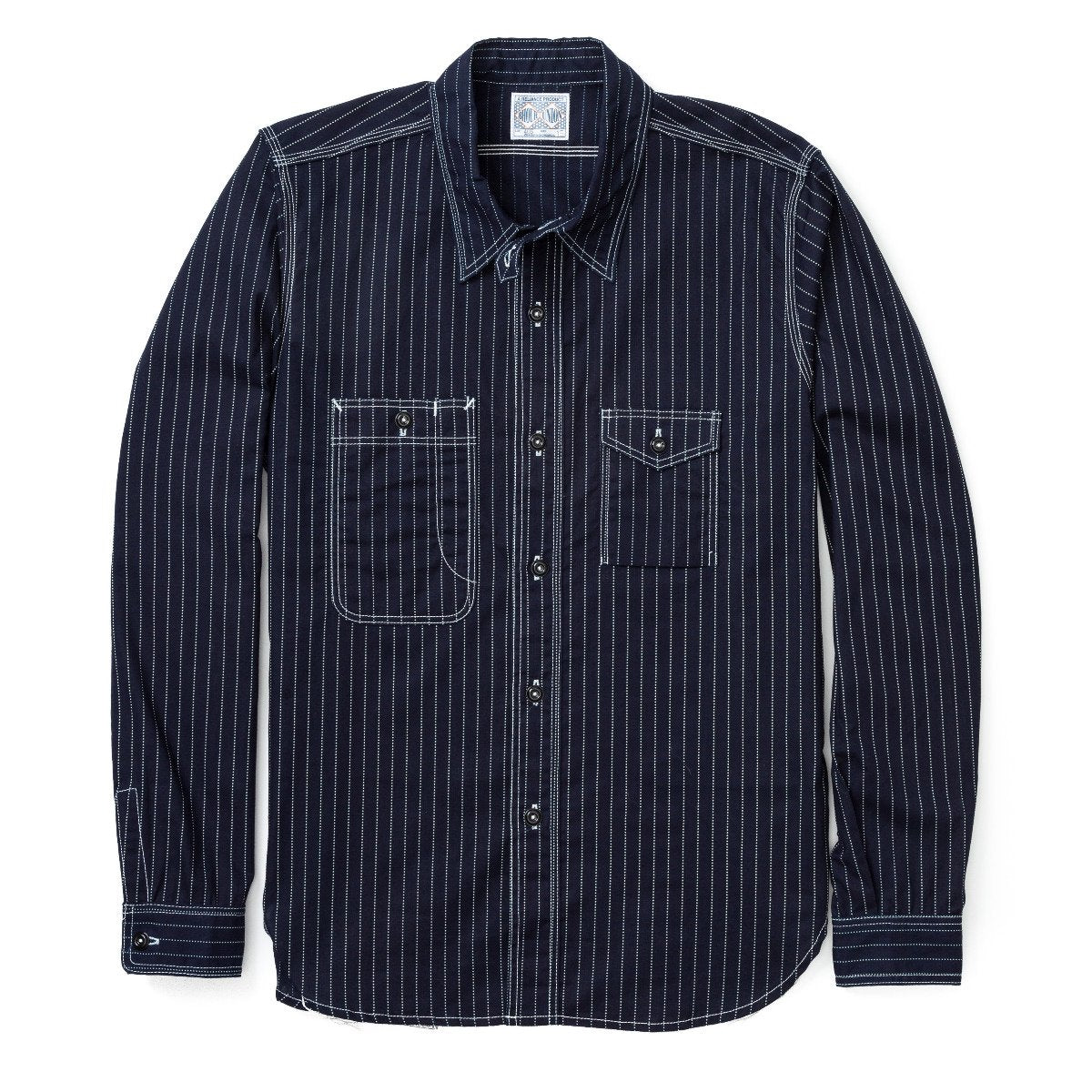 8HU Wabash Stripe Shirt