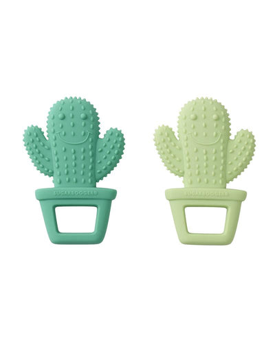 Happy Cactus - Teethers 2pc