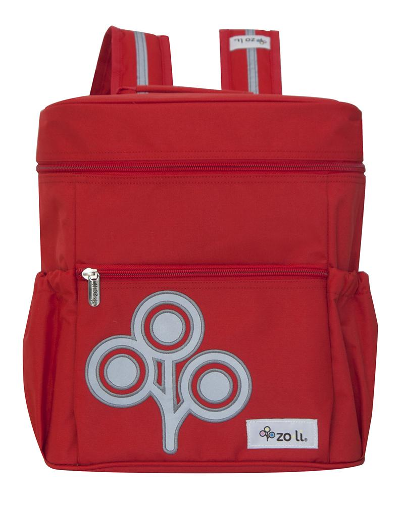 MiniStash - Backpack Red