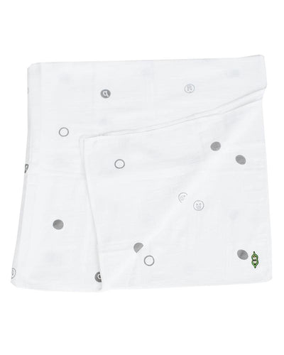 Swaddle Me Blanket - White