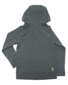 On The Go Hoodie - Dark Heather Charcoal