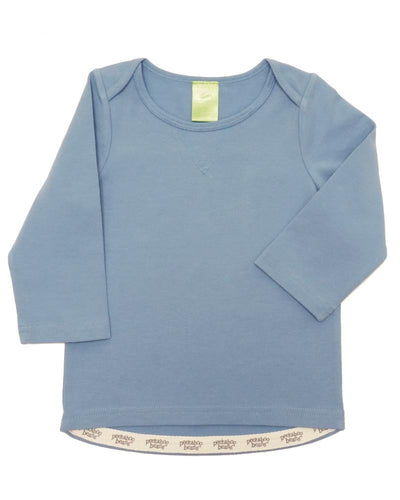 Cuddle Time Tee - Blue Bird