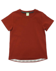 Every Wear Tee - Burgundy
