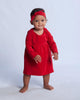 Load image into Gallery viewer, Tiny Twirler Dress - Rouge