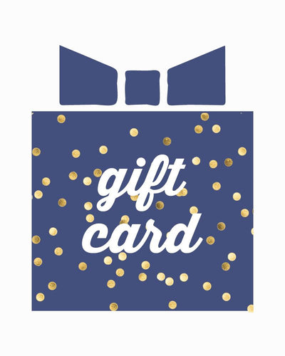 Gift Card - from $25 to $100