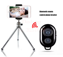 Load image into Gallery viewer, Portable Bluetooth Tripod