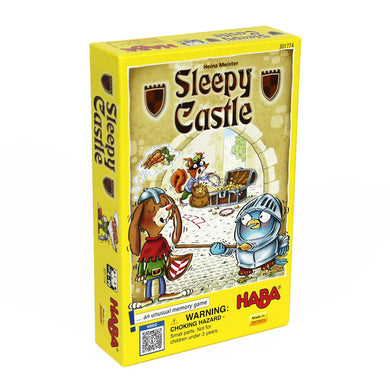 Sleepy Castle Memory Game