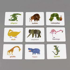 The World of Eric Carle Animal Flash Cards