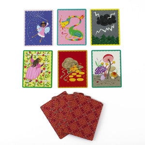 Fairytale Mix-Up Create A Story Cards