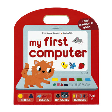 My First Computer Activity Book