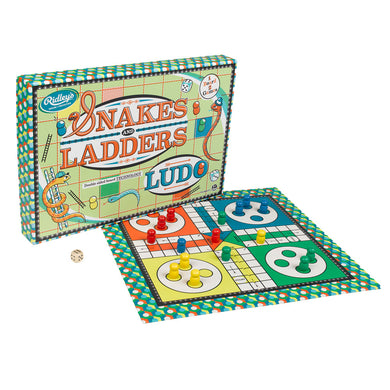 Snakes & Ladders & Ludo board game