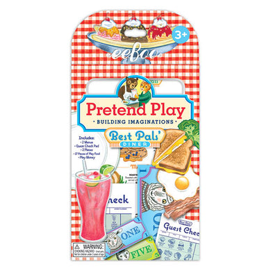 Best Pals' Diner Pretend Play Set