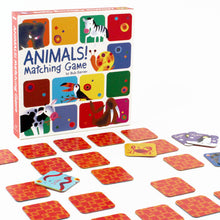 Load image into Gallery viewer, Animals! Matching Game