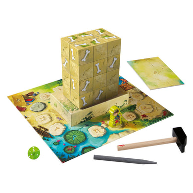 Expedition Dino Board Game