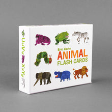 Load image into Gallery viewer, The World of Eric Carle Animal Flash Cards