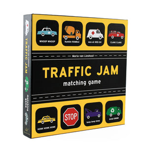 Traffic Jam Matching Game