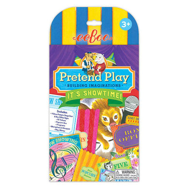 It's Showtime! Pretend Play Set